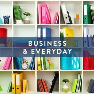 Business & Everyday Stationery
